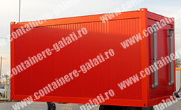container dormitor second hand Braila